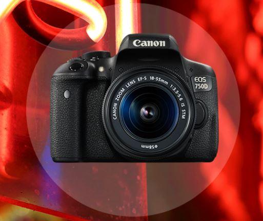 Canon 750D