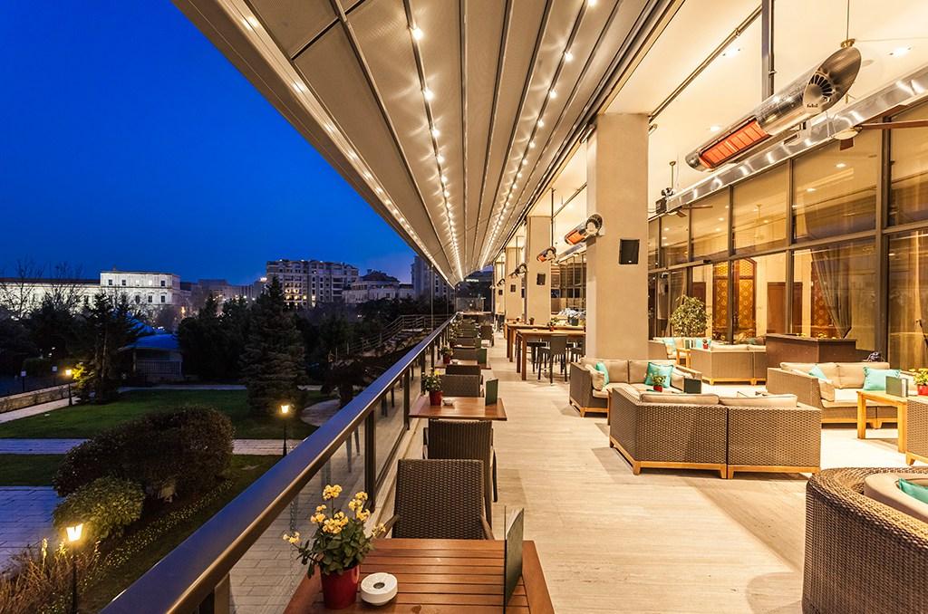 Otel Fotoğraf Çekimi