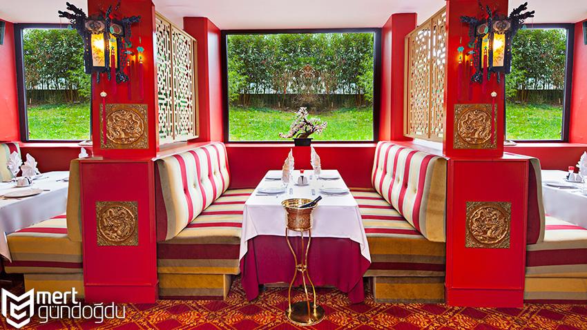 Dragon Restaurant Fotoğraf Çekimi