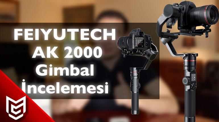 FeiyuTech AK2000