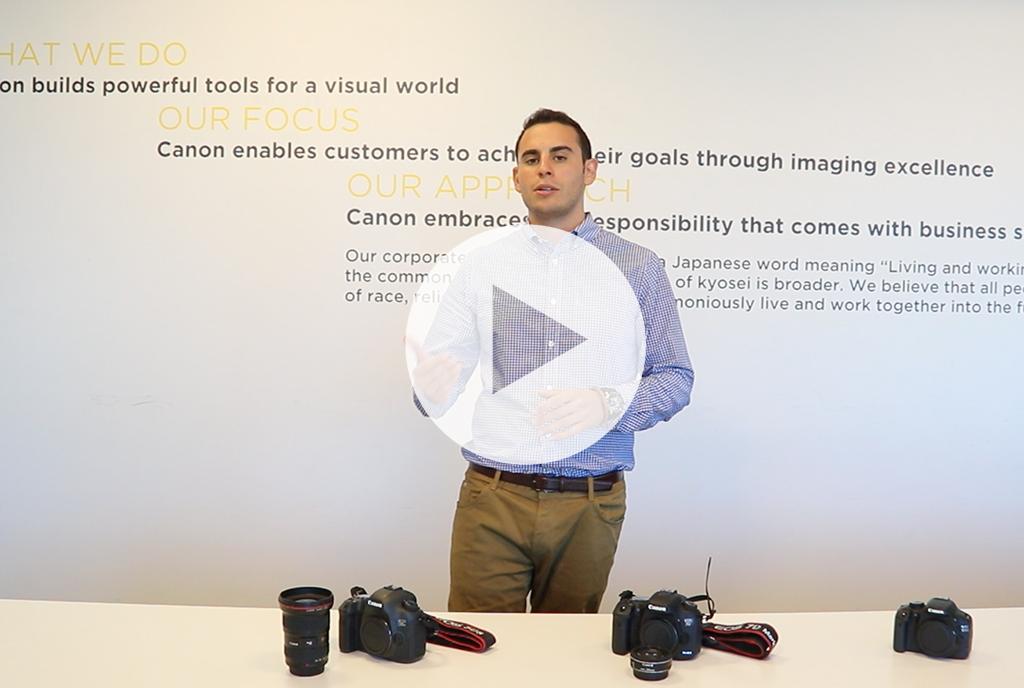 Canon Lens Açıklamaları